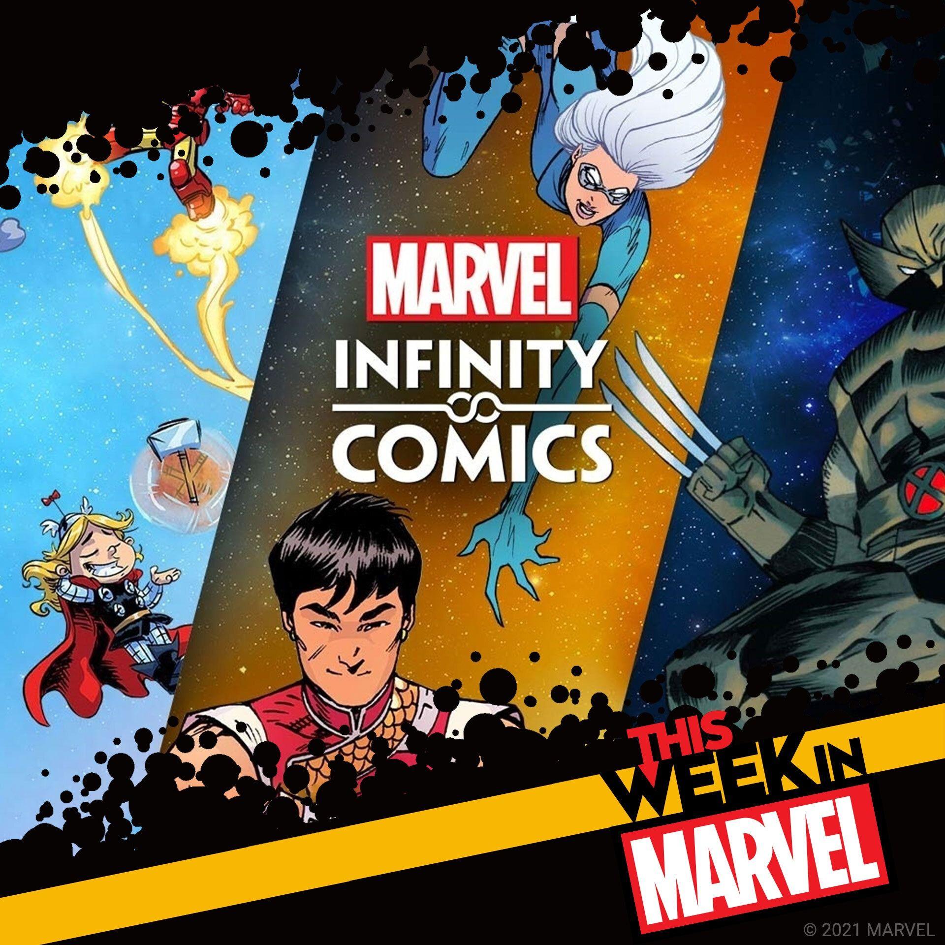 New Wolverine & Spider-Man Games, Major Comics News, & More!