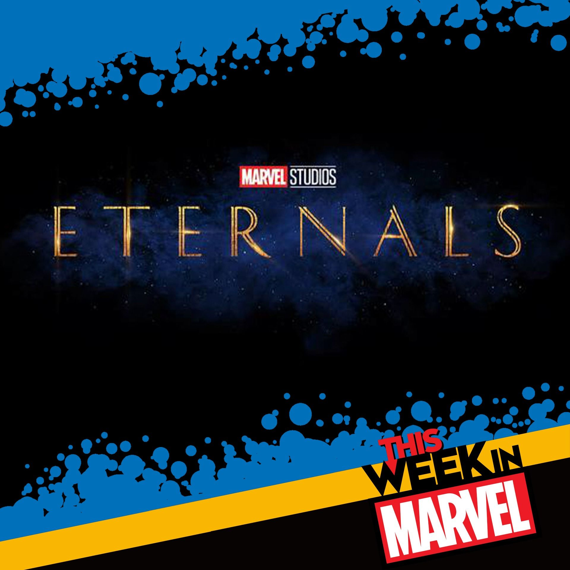 Marvel Studios' Eternals Footage, Phase 4 Announcements, and Hellfire Gala!