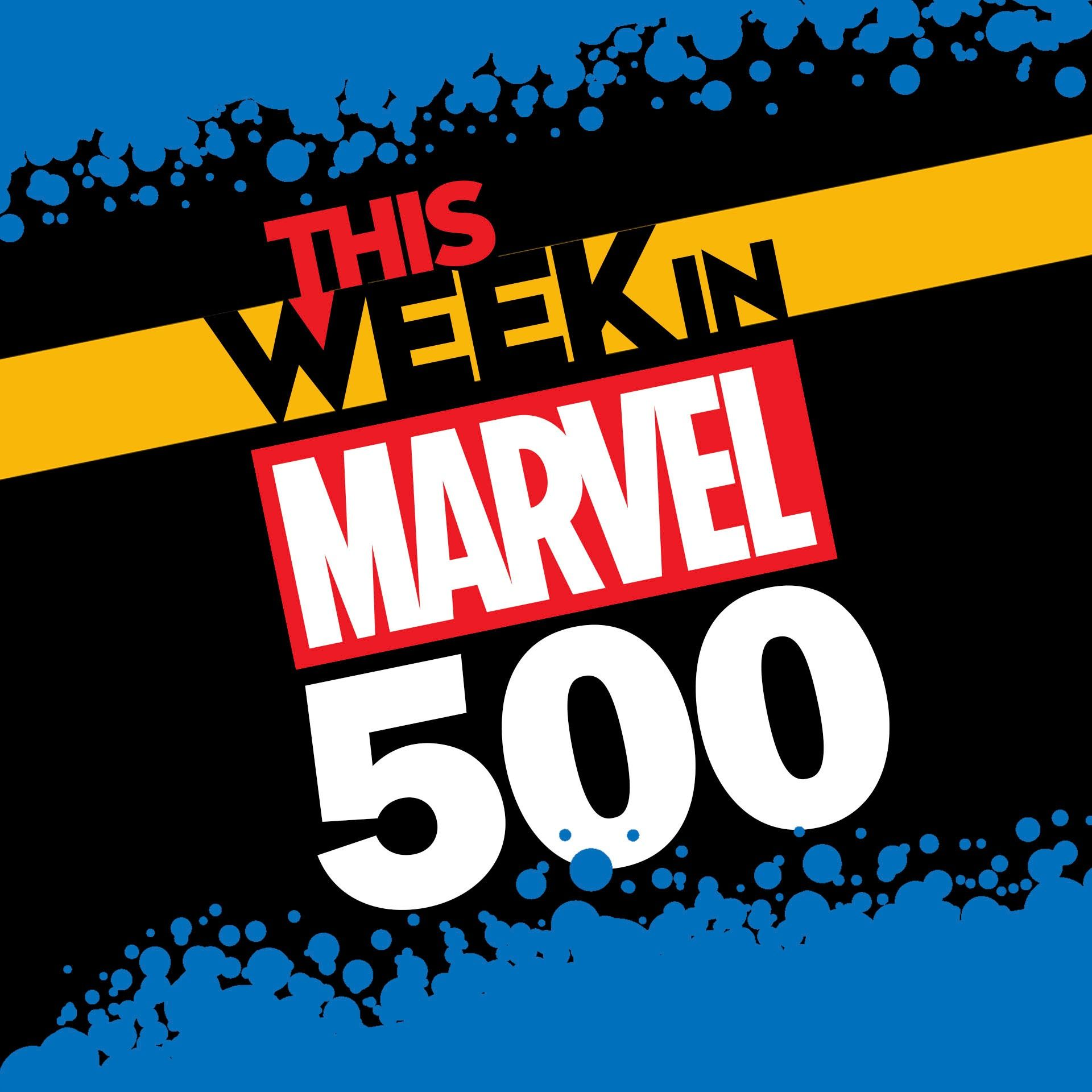 500th Special: Marvel Studios' What If?!, Ms. Marvel, Games, Comics & more!