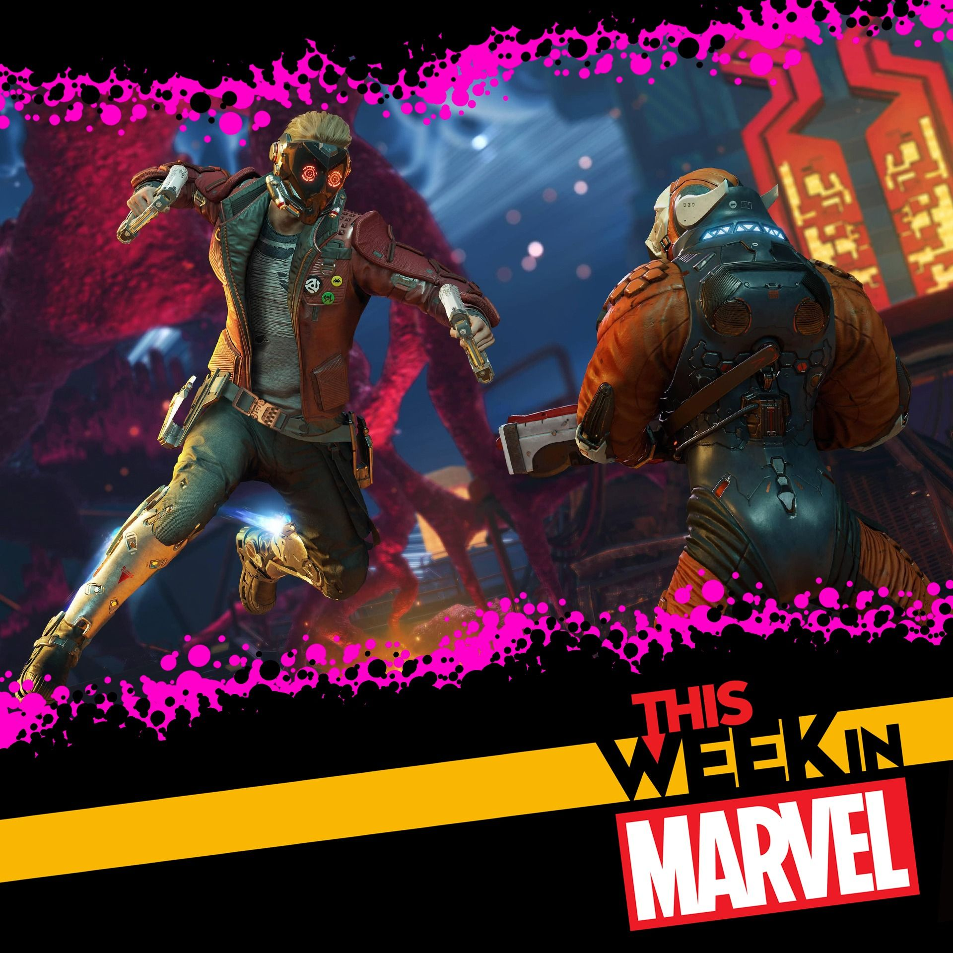 Spider-Man: No Way Home Reveals, Guardians of the Galaxy Game, Loki in Fortnite!