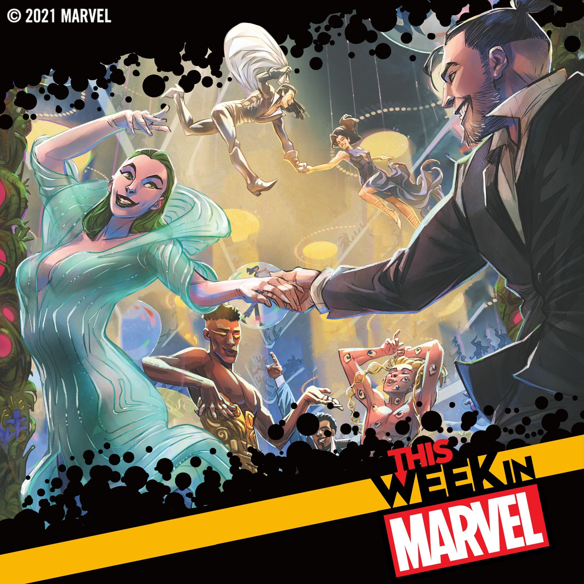 Black Widow Fan Event, Shang-Chi Trailer, and X-Men Updates!