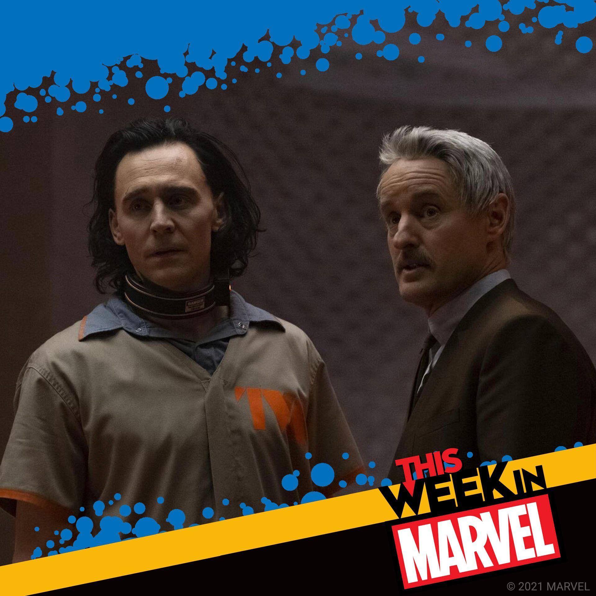 Tom Hiddleston on Loki, E3, Avengers Campus, and PRIDE!