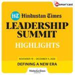 Hindustan Times Leadership Summit Highlights