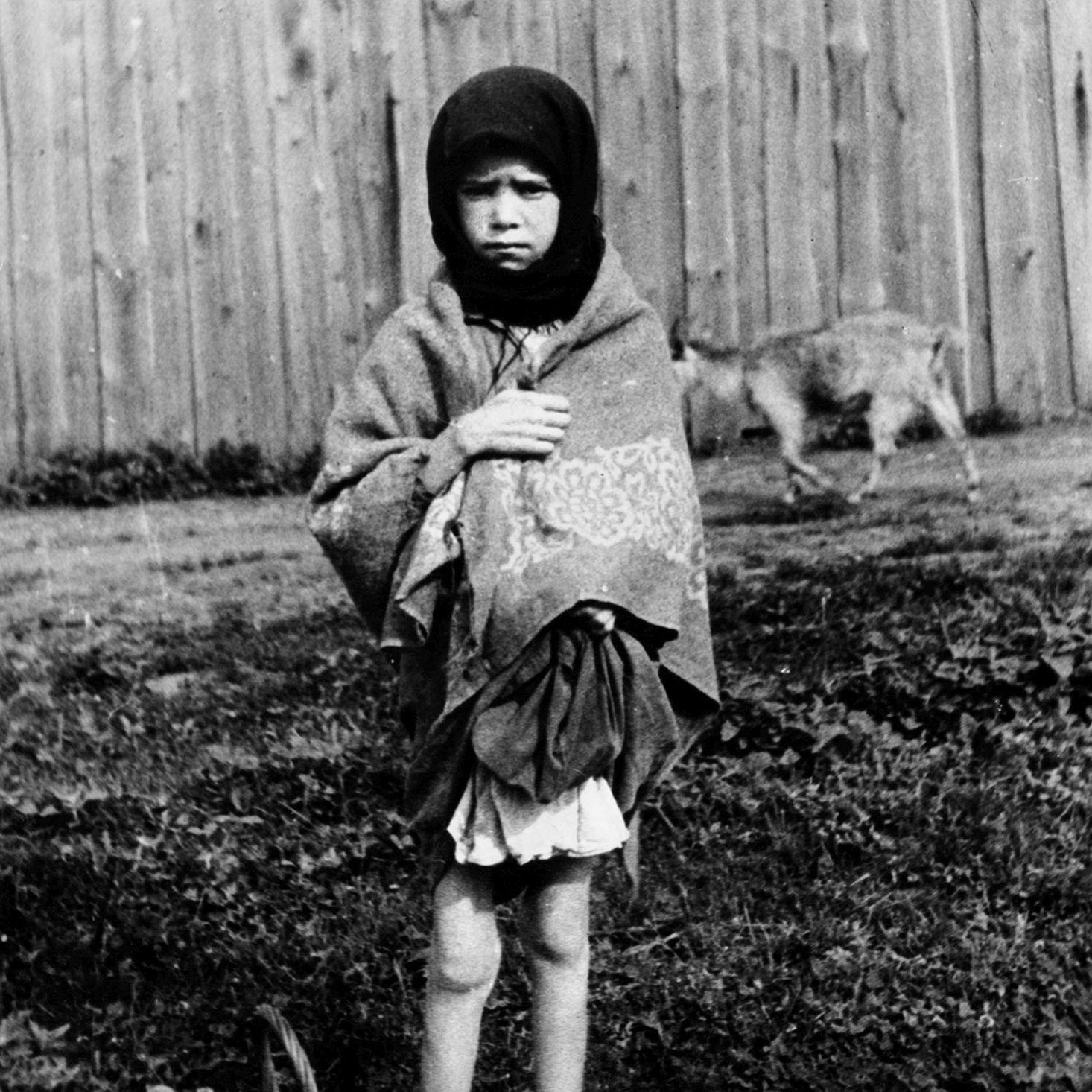 Holodomor - éhhalál Ukrajnában - E30