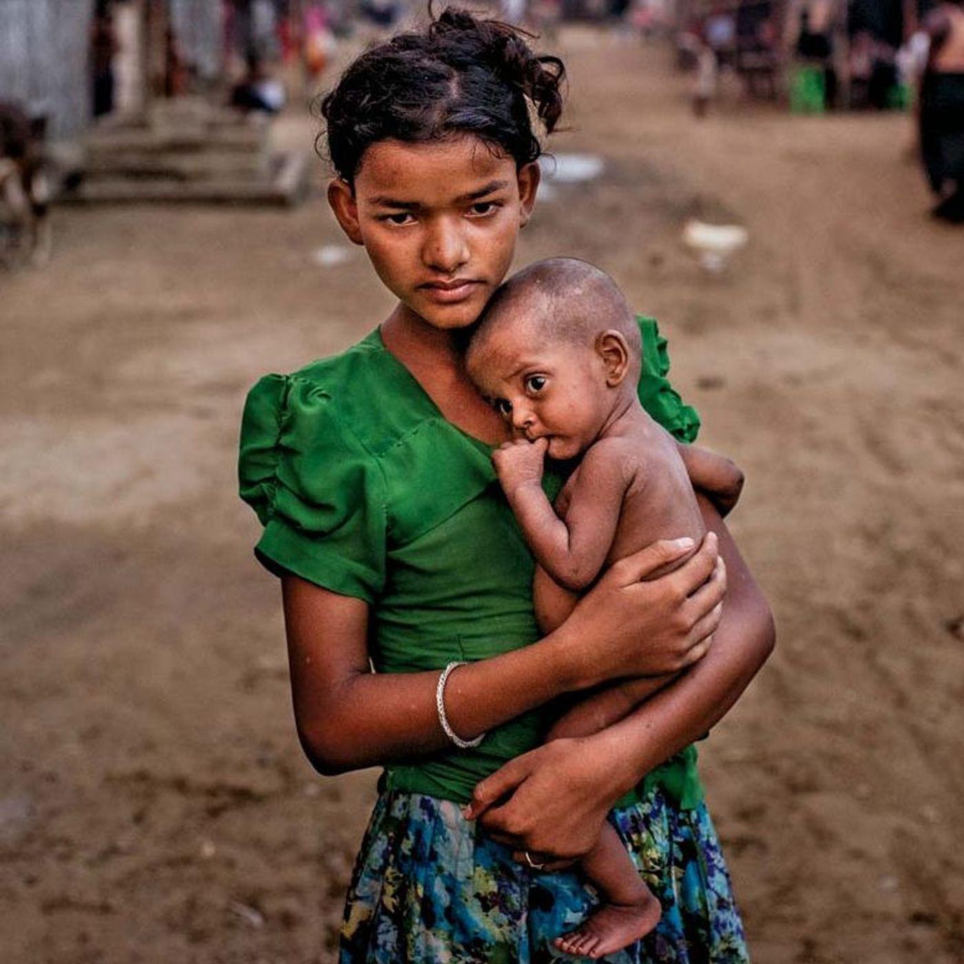 Rohingya népirtás - E14
