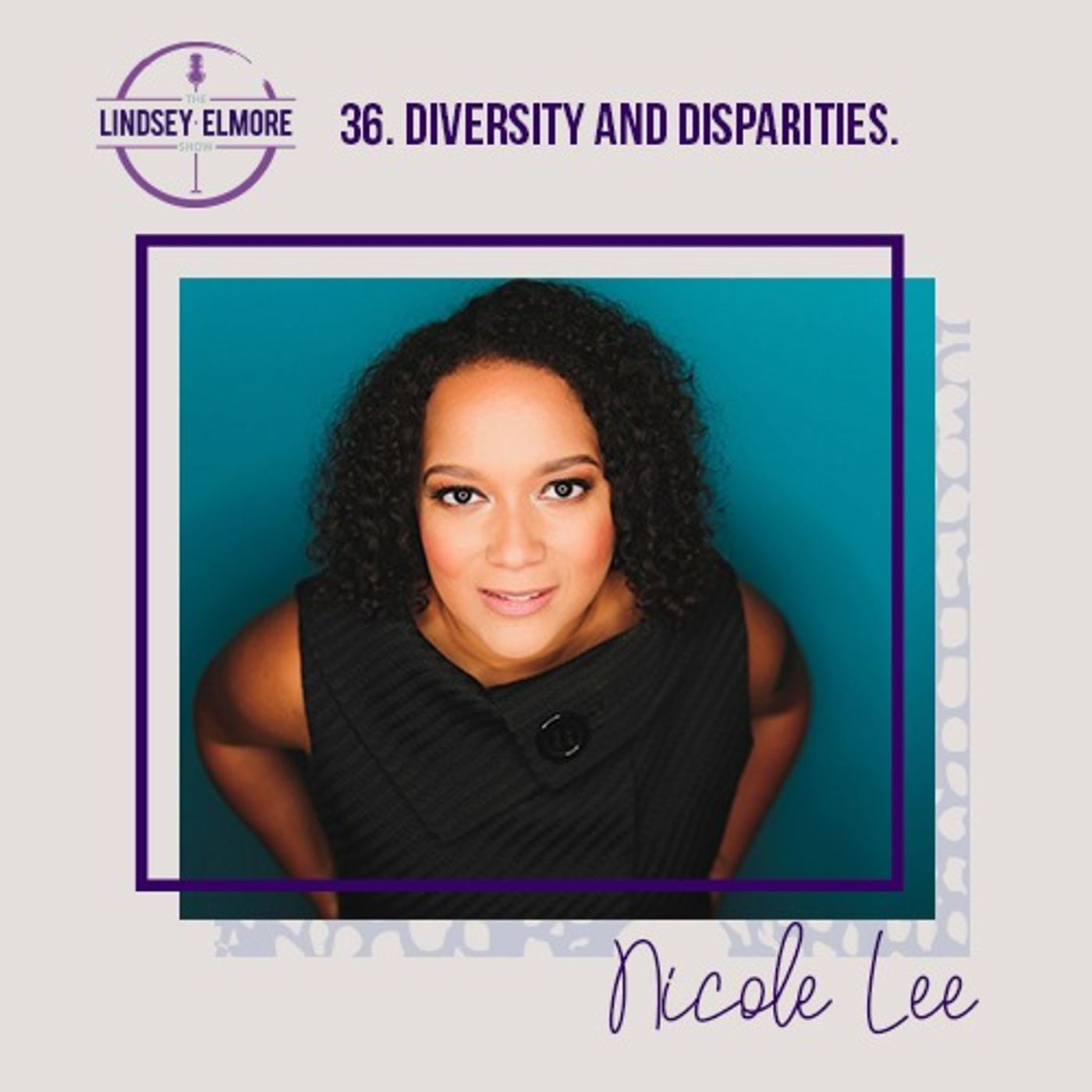 Diversity and disparities. An interview with Nicole Lee.