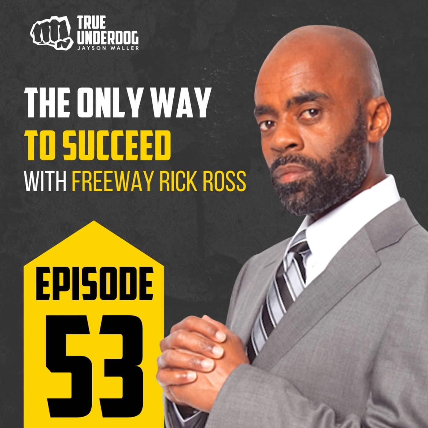 """#53: Overcoming Dark Times with """"Freeway"""" Rick Ross"""