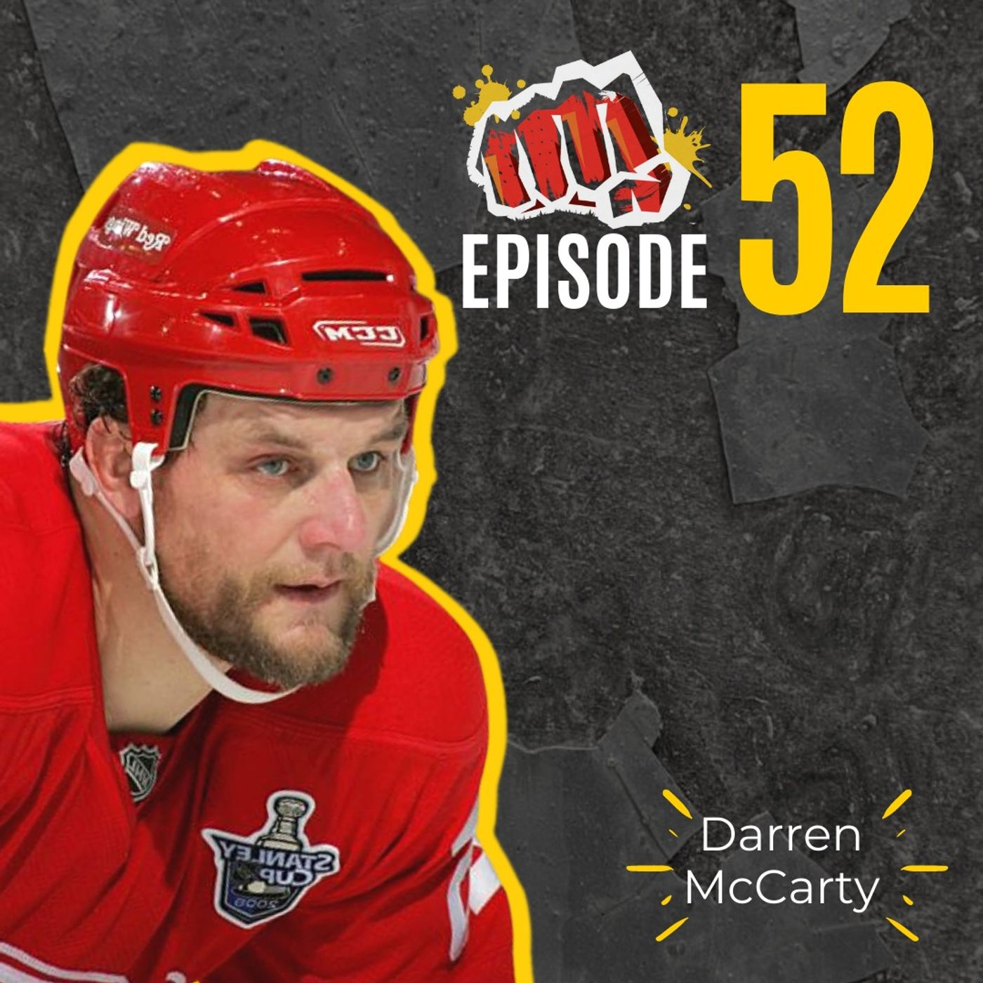 #52 Chasing Your Why with Darren McCarty