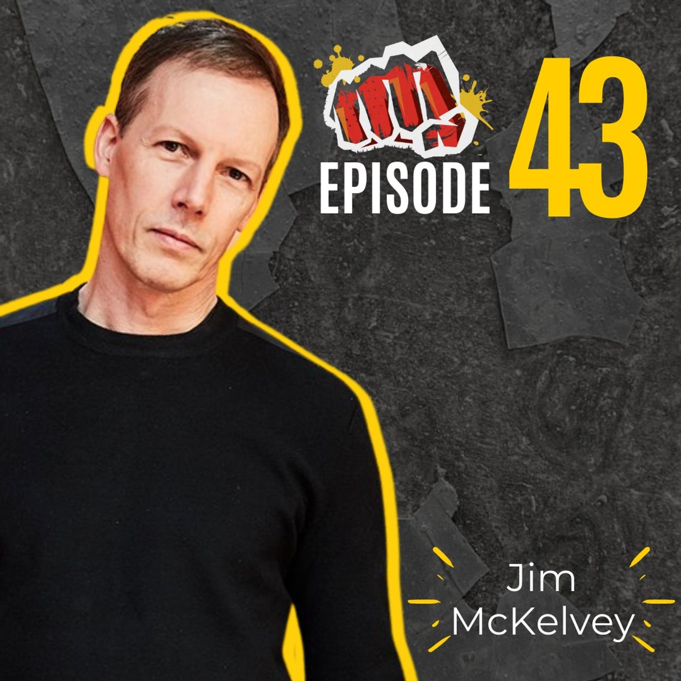 #43: Launch Your Productivity with Jim McKelvey