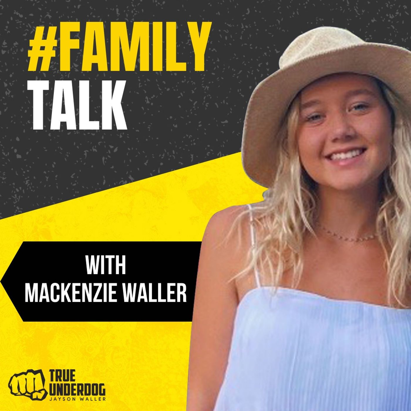 #FamilyTalk with Mackenzie Waller