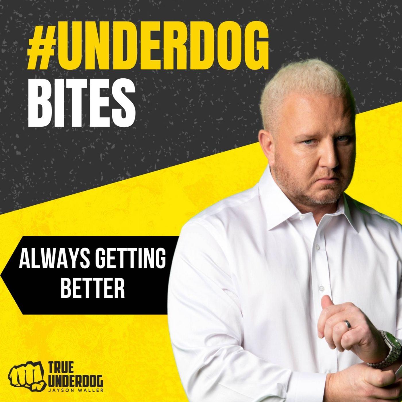 #UnderdogBites: Always Getting Better with Jayson Waller