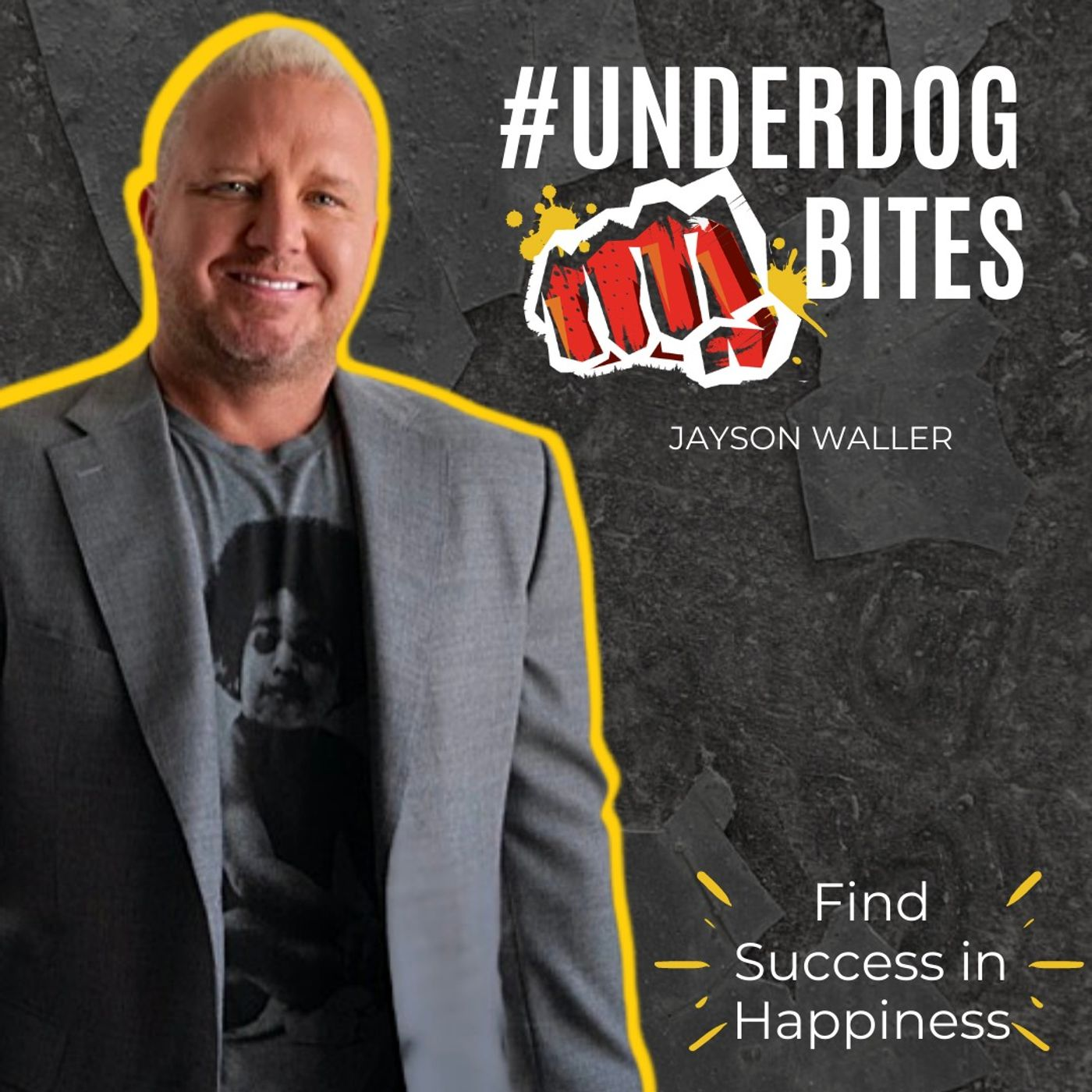 #UnderdogBites: Find Success in Happiness