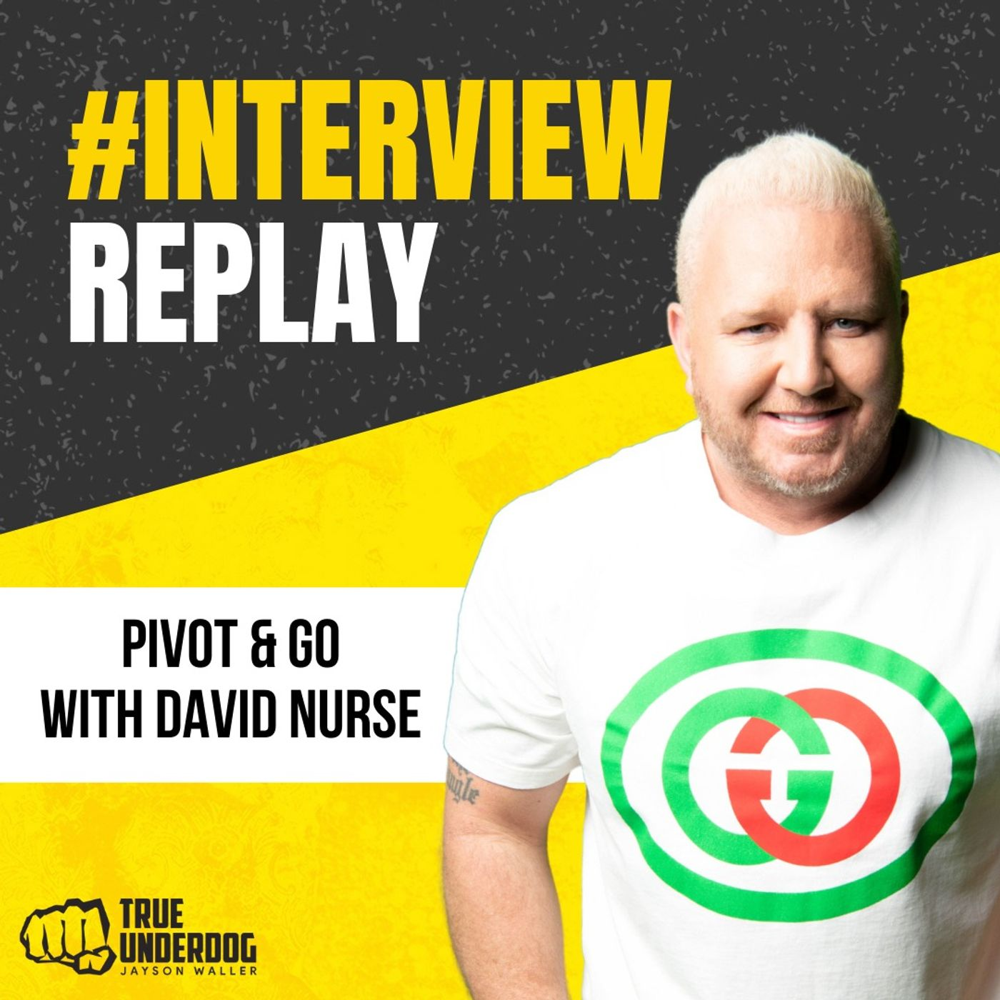 #Interview: Pivot and Go with David Nurse