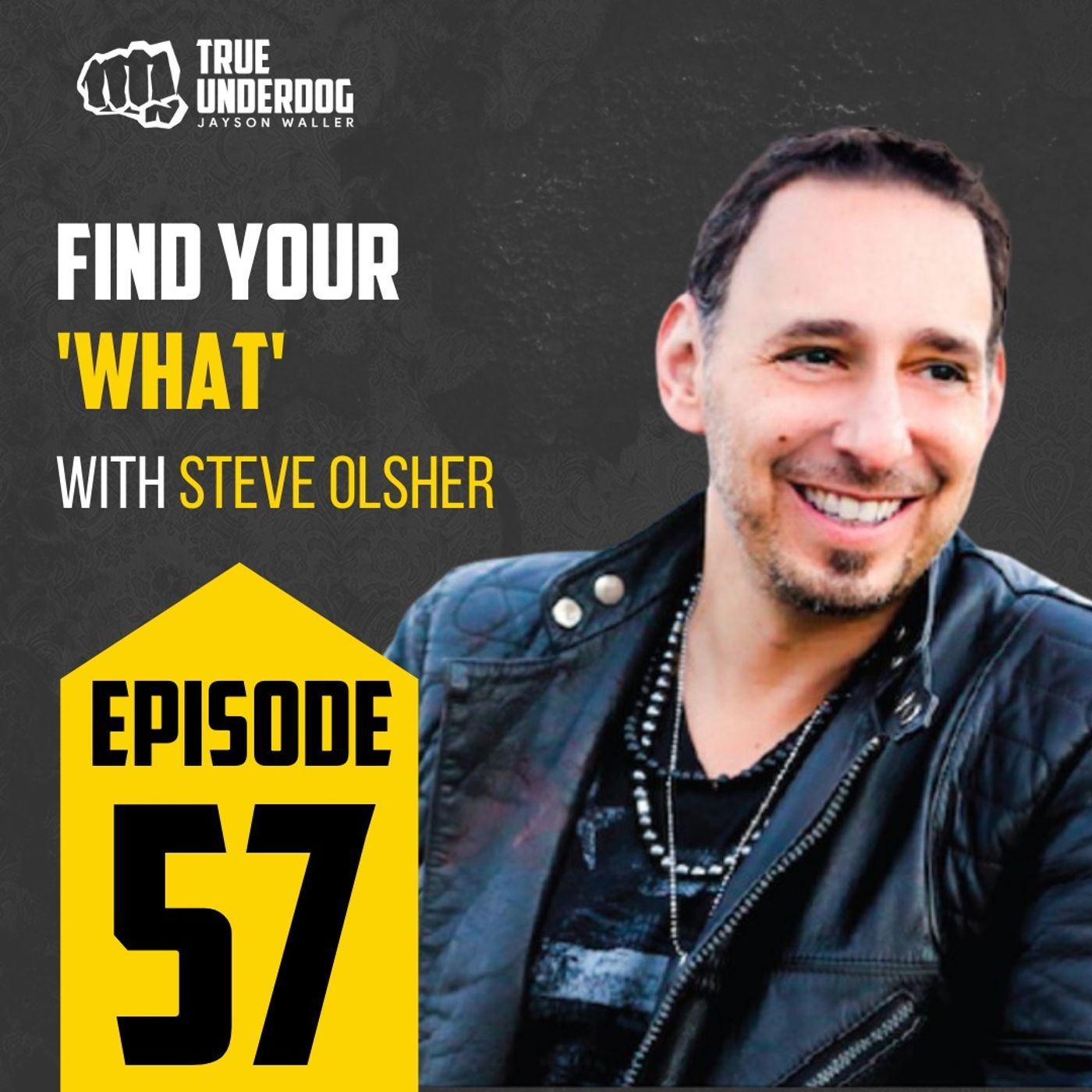 #57: Find Your 'What' with Steve Olsher