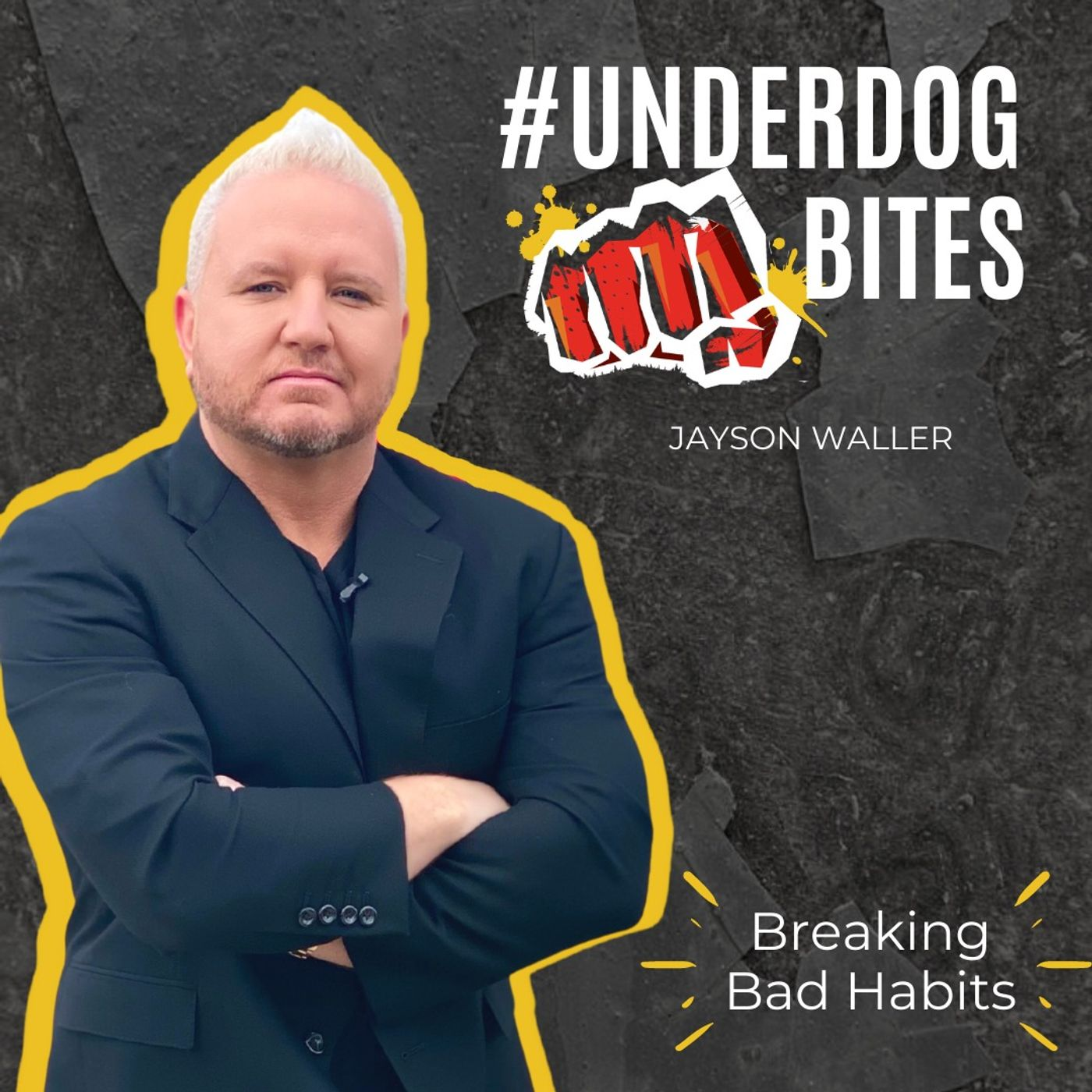 #UnderdogBites: Breaking Bad Habits with Jayson Waller