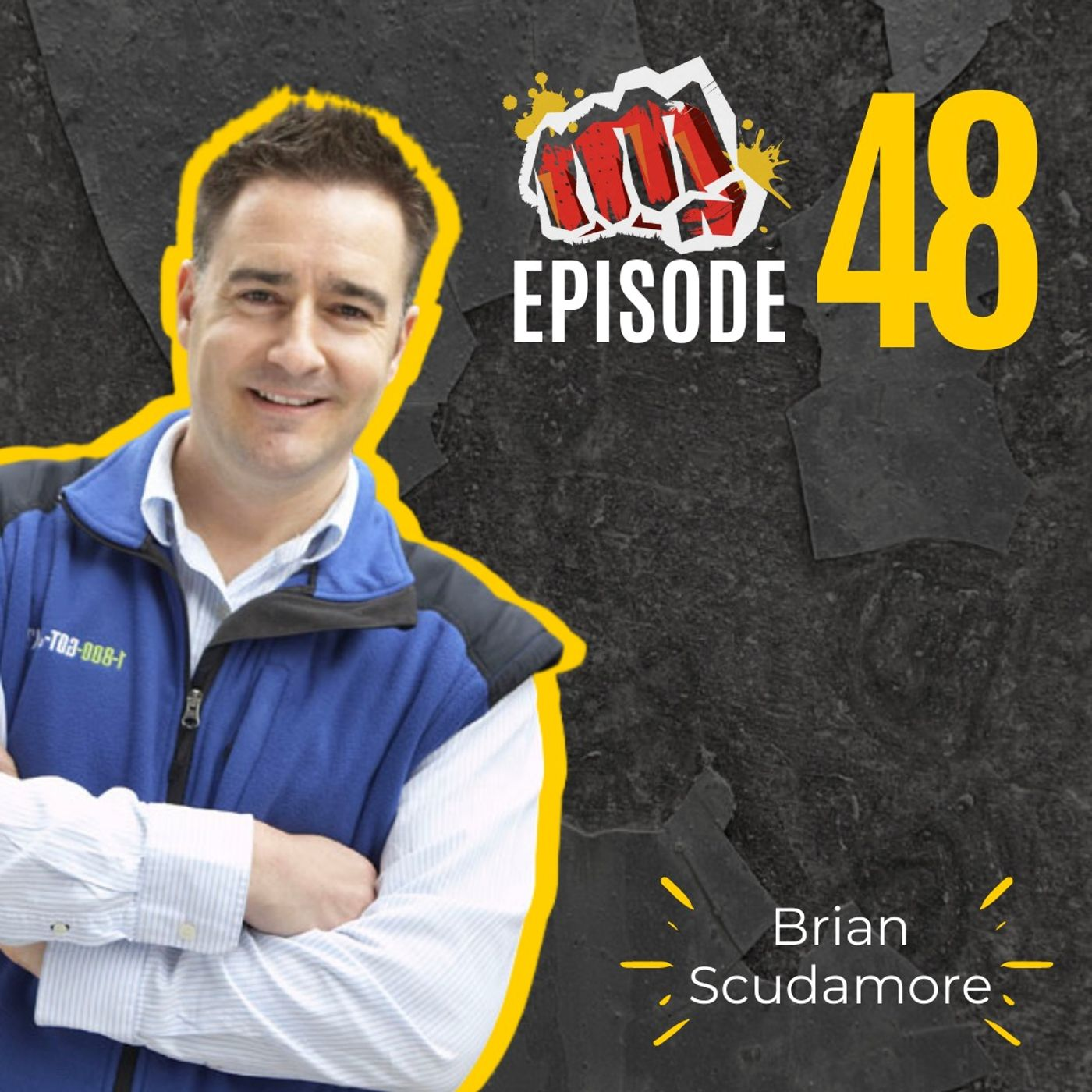 #48: Tell Your Story with Brian Scudamore