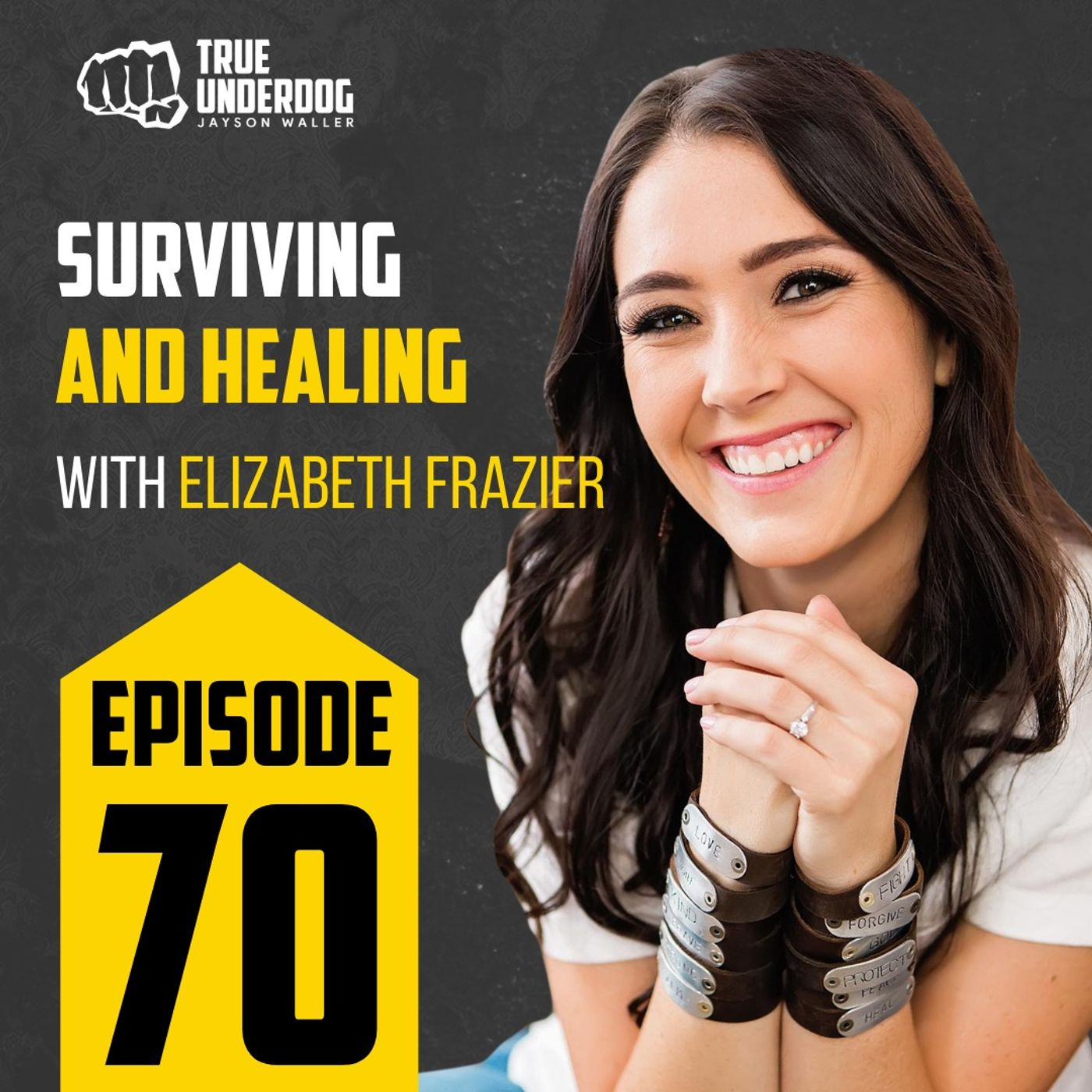 #70: Surviving and Healing with Elizabeth Frazier