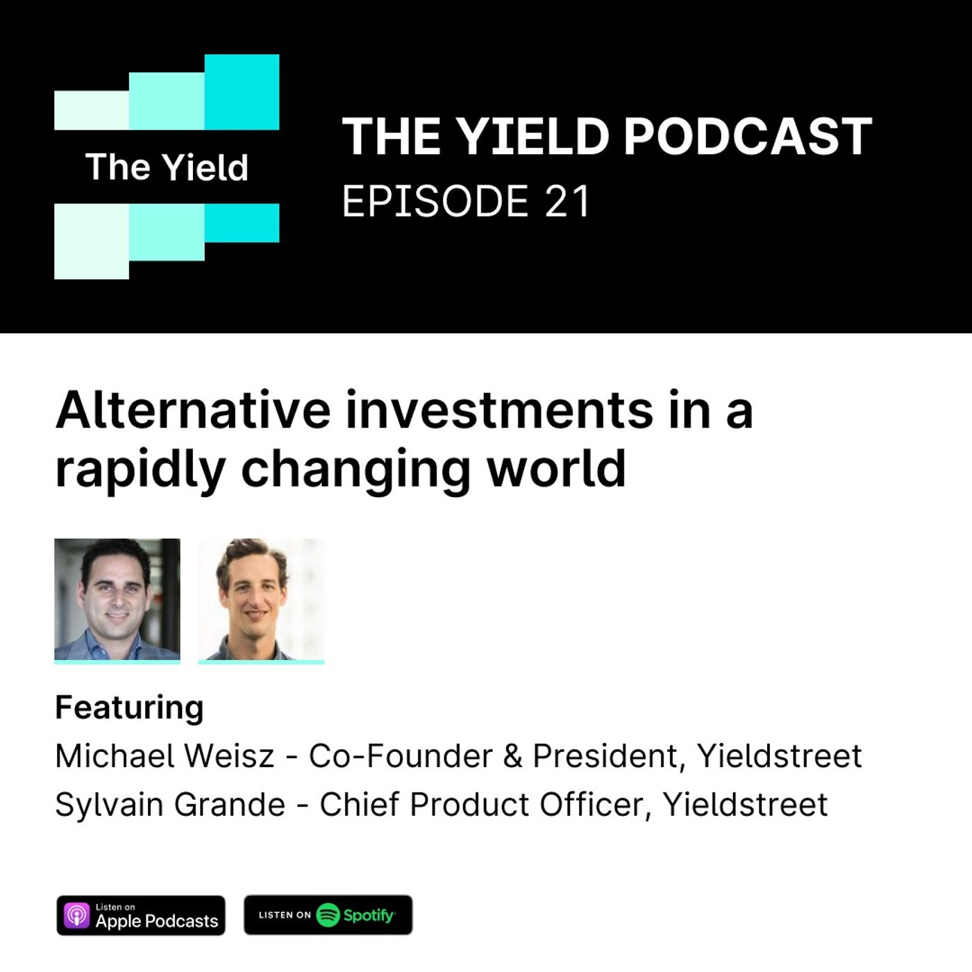 Alternative Investments in a Rapidly Changing