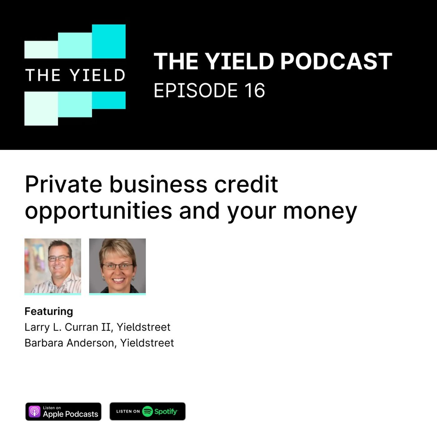 Private Business Credit Opportunities & Your Money