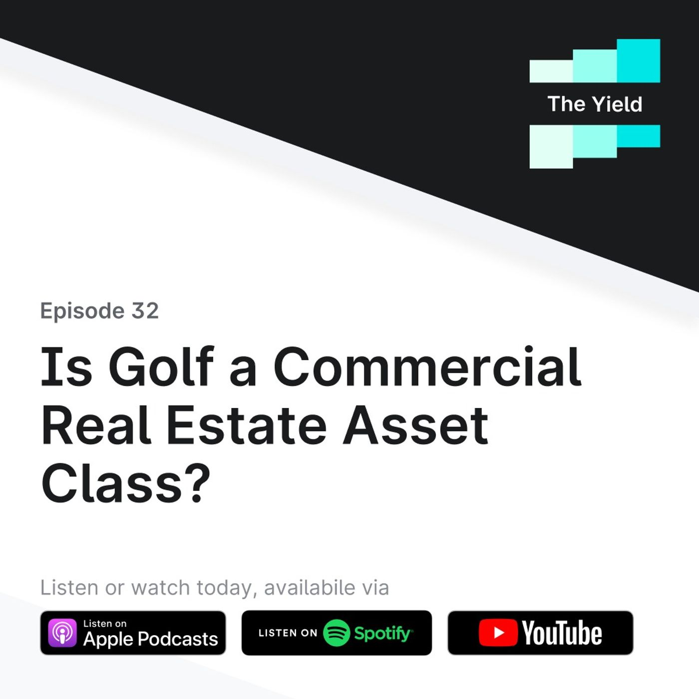Is Golf a Commercial Real Estate Asset Class?