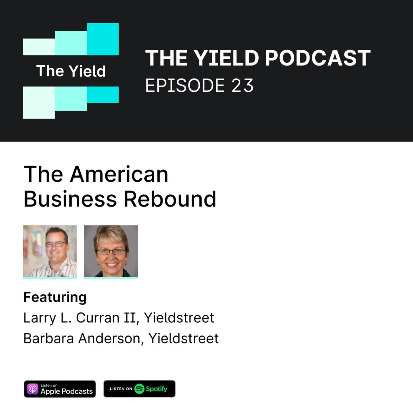 The American Business Rebound