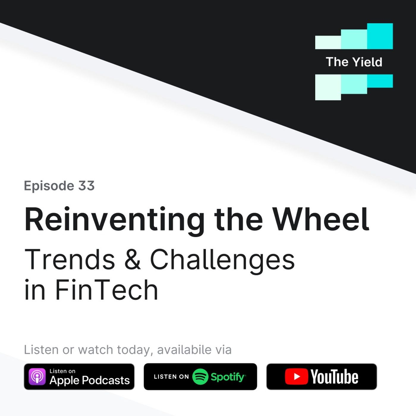 Reinventing the Wheel: Trends & Challenges in FinTech