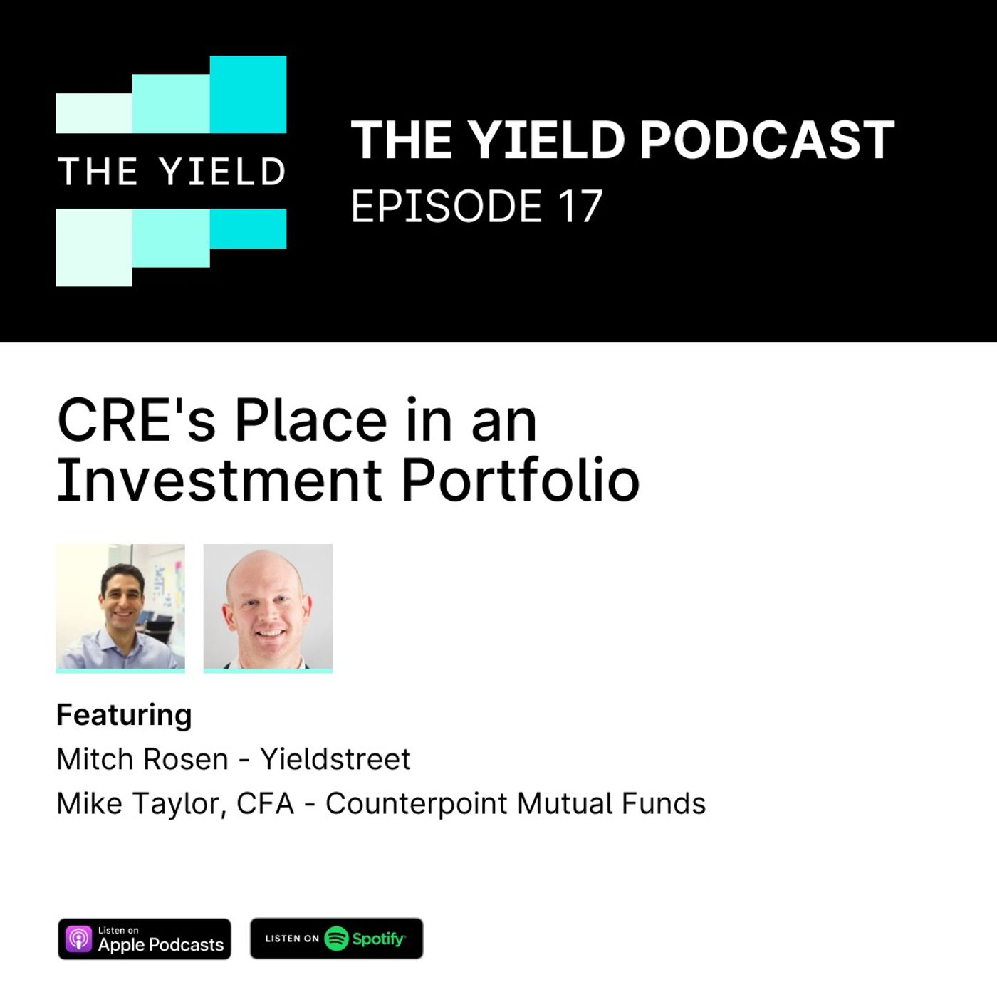 CRE's Place in an Investment Portfolio