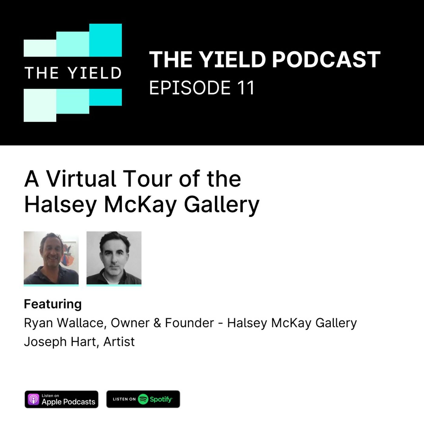 Virtual Tour of the Halsey McKay Gallery with Joseph Hart