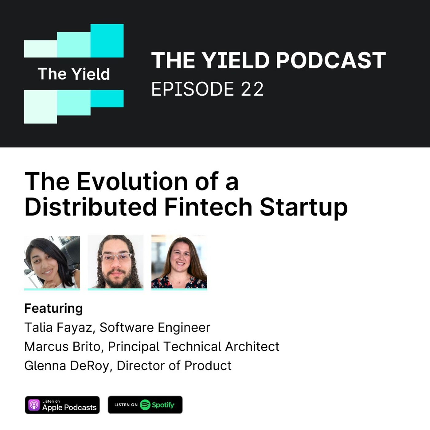 The Evolution of A Distributed Fintech Startup