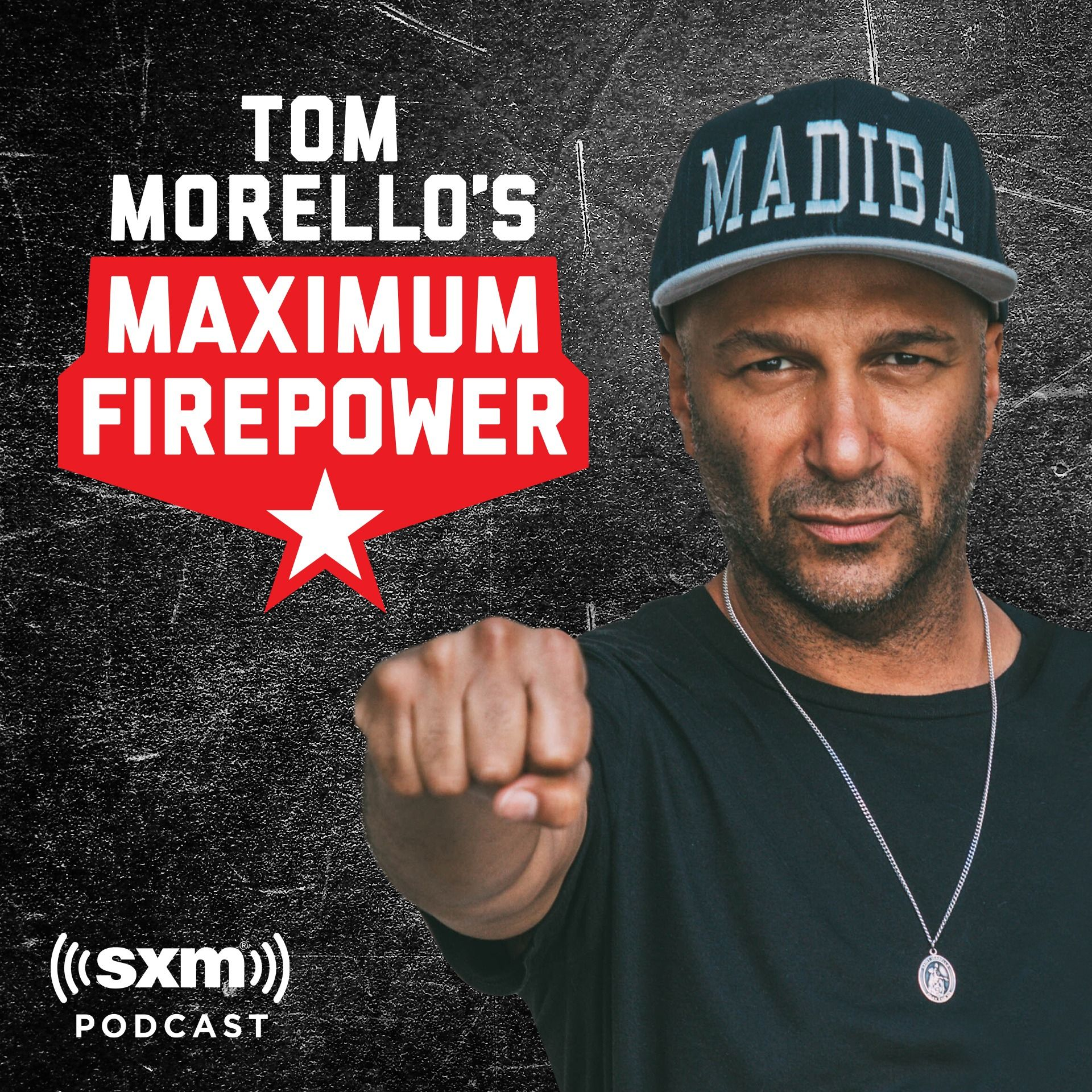 Tom Morello's Maximum Firepower