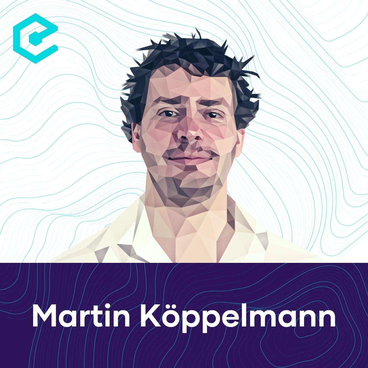 Martin Köppelmann: Circles – Creating Universal Basic Income Economies for Everyone