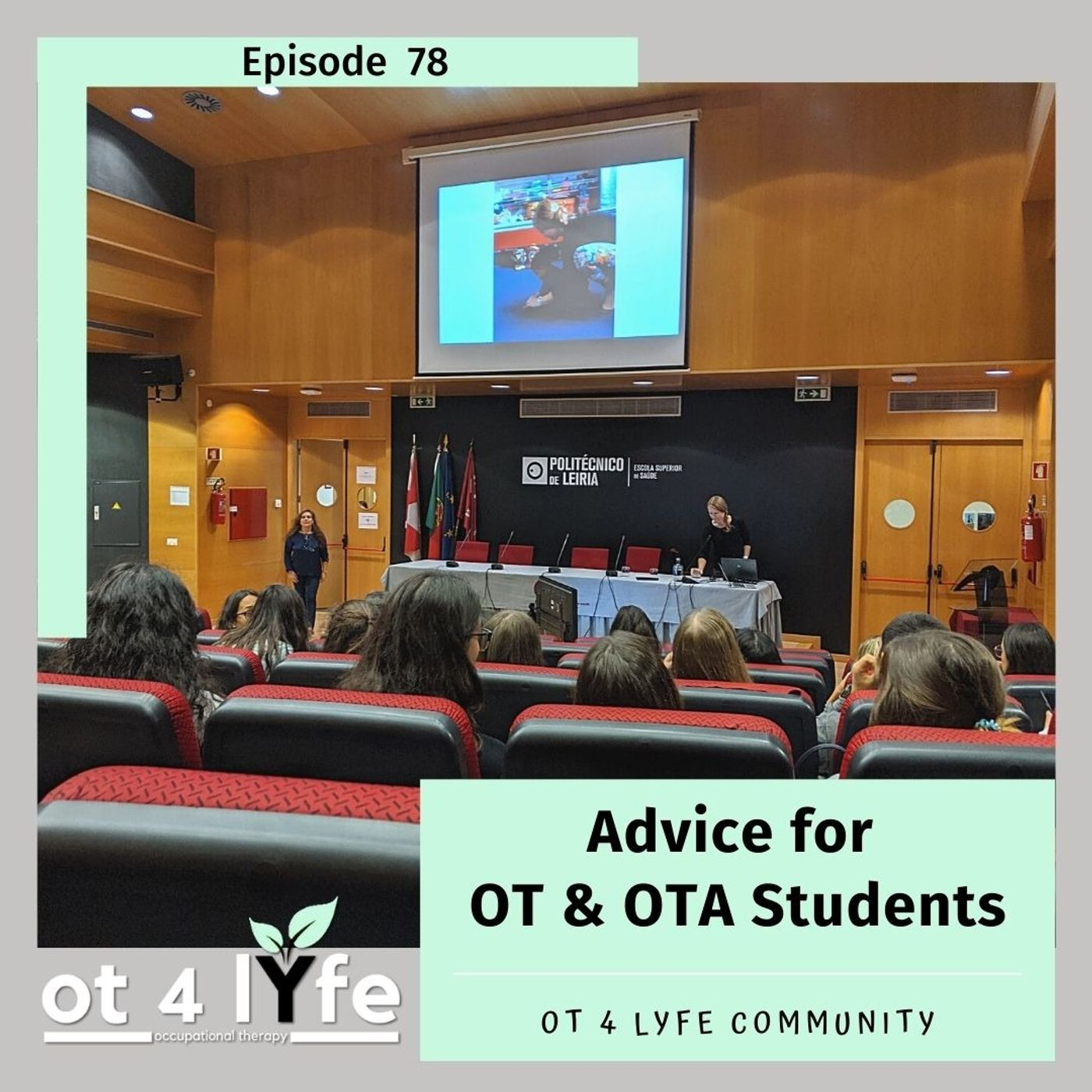 Advice for OT & OTA Students