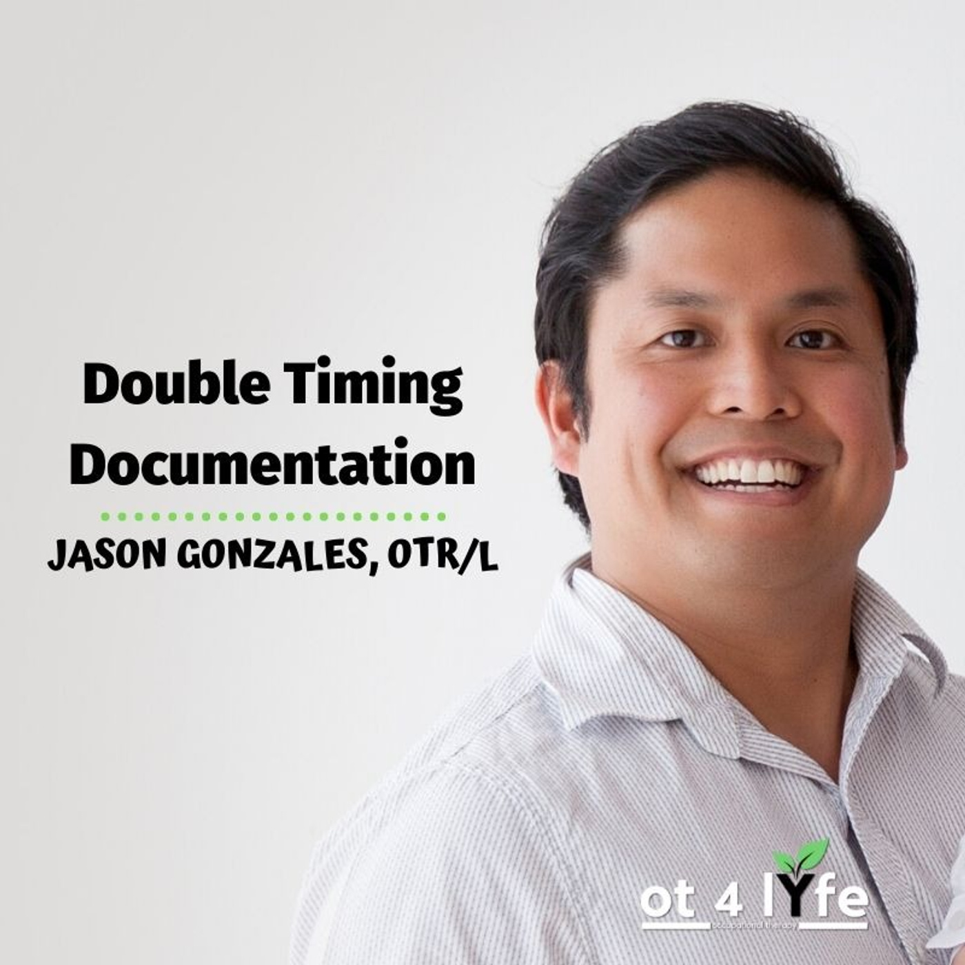 Double Timing Documentation with Jason Gonzales