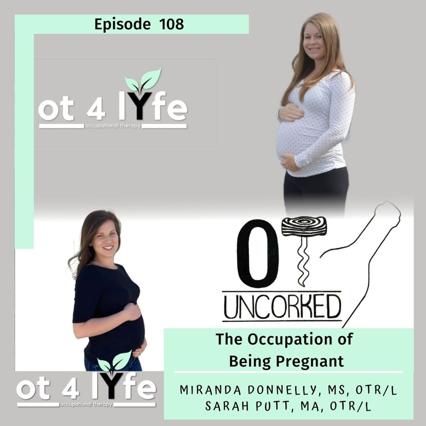 The Occupation of Being Pregnant