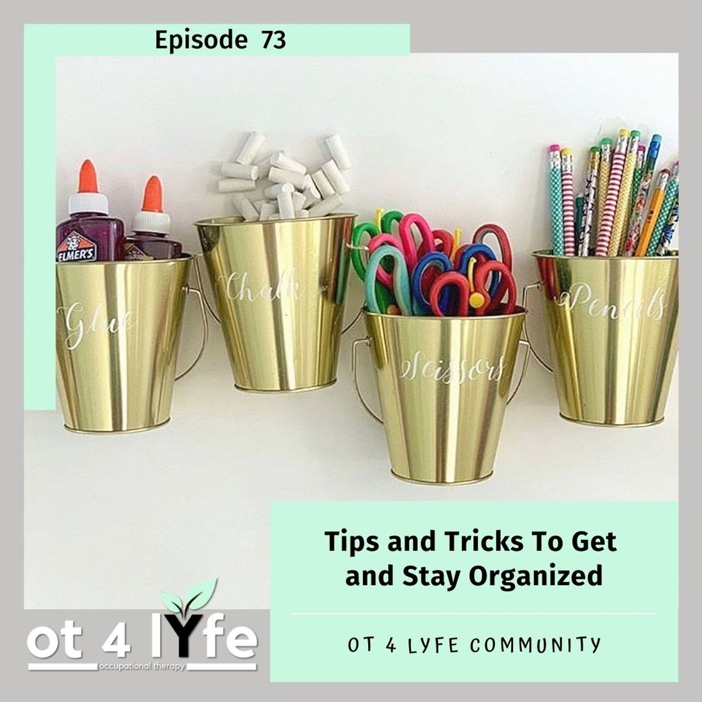 Tips and Tricks To Get and Stay Organized