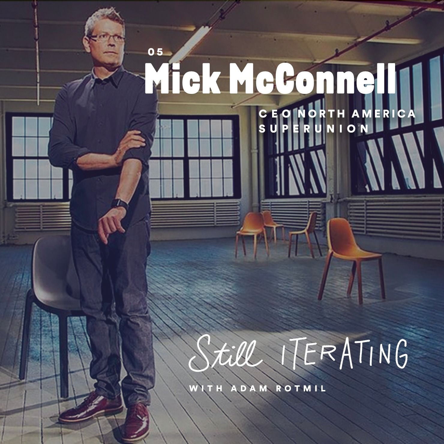 Mick McConnell on Innovation at WeWork