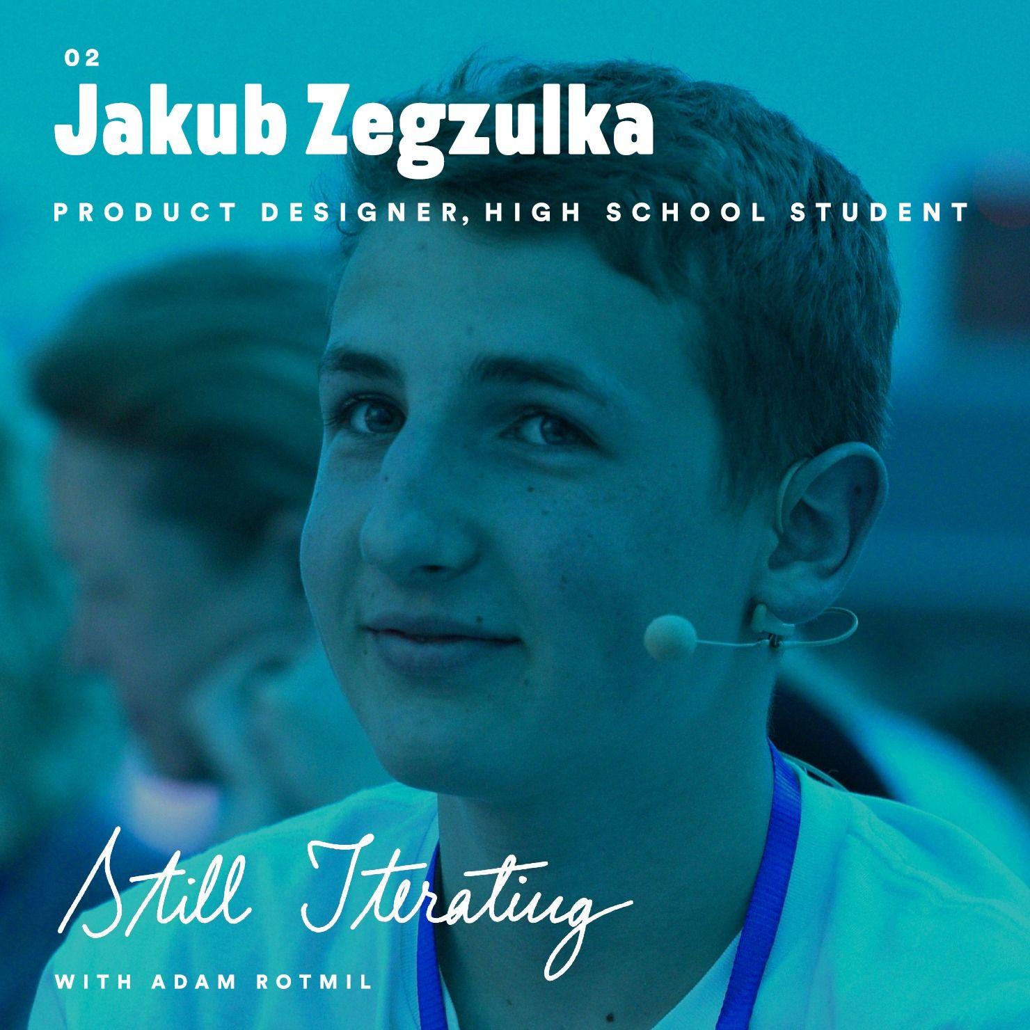 Jakub Zegzulka on Growth
