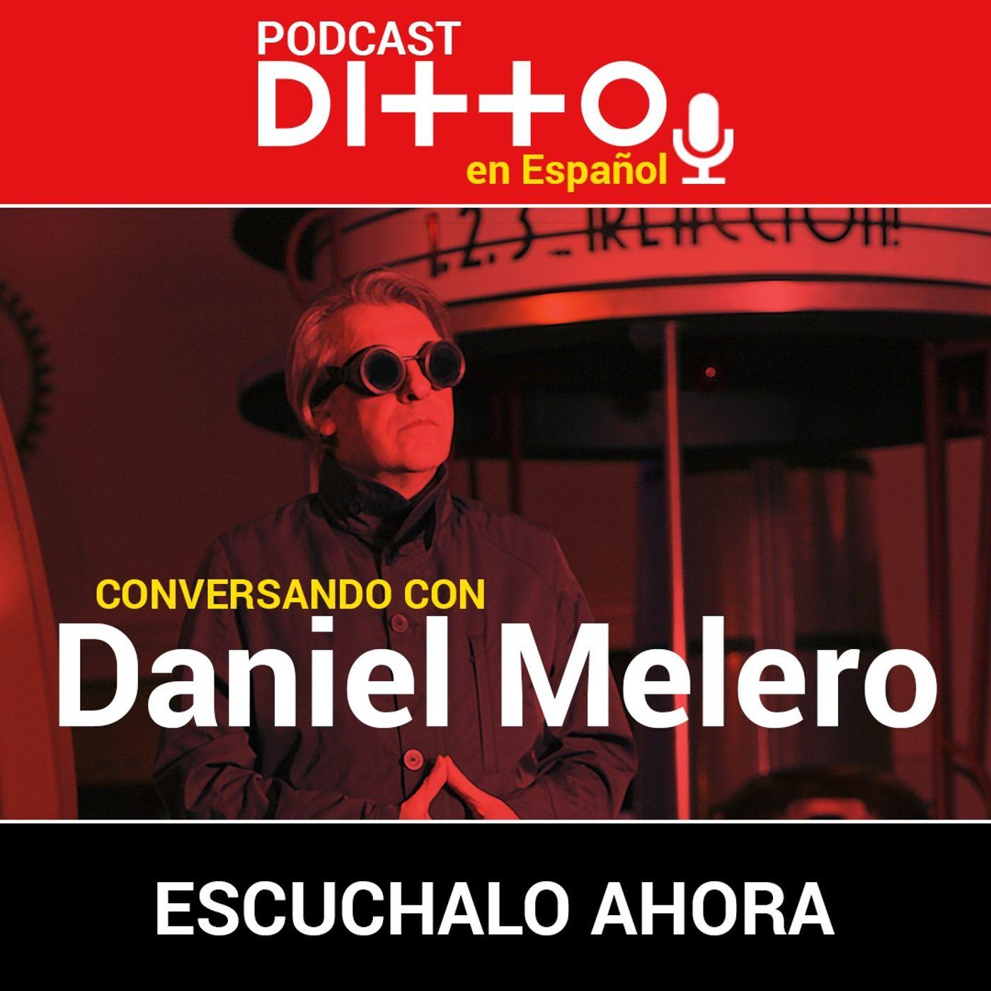 Conversando con Daniel Melero