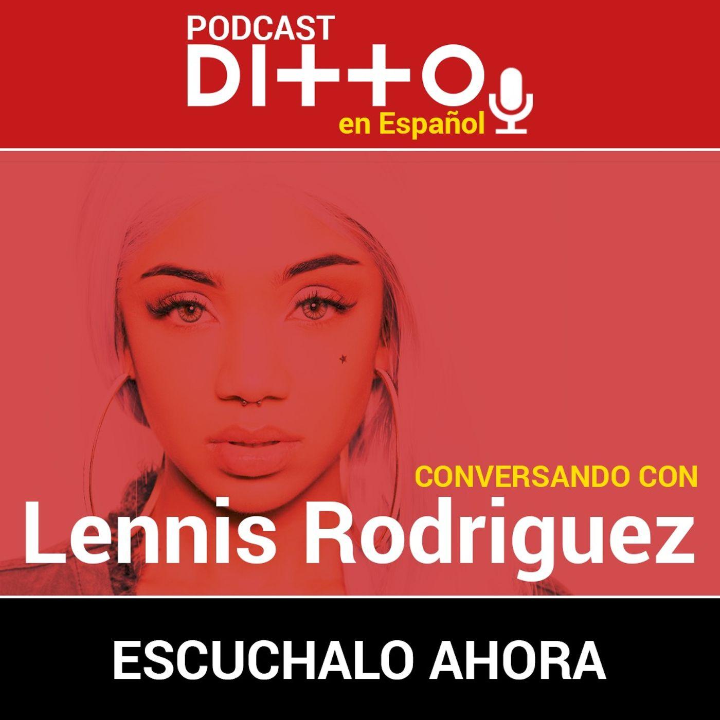 Conversando con Lennis Rodriguez: