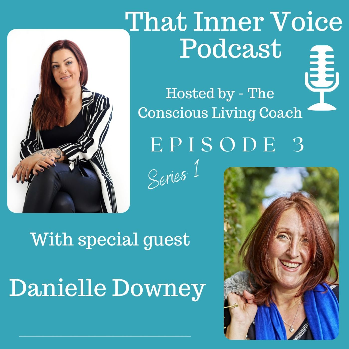 Discussing Mental health and Abuse with Danielle Downey