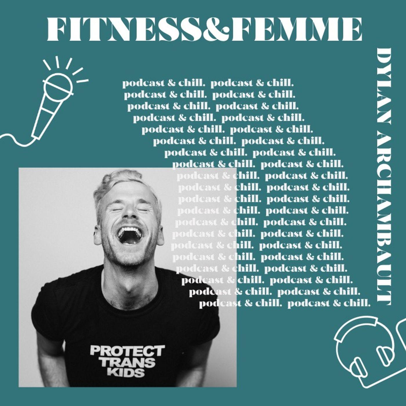 Dylan Archambault - fitness & femme