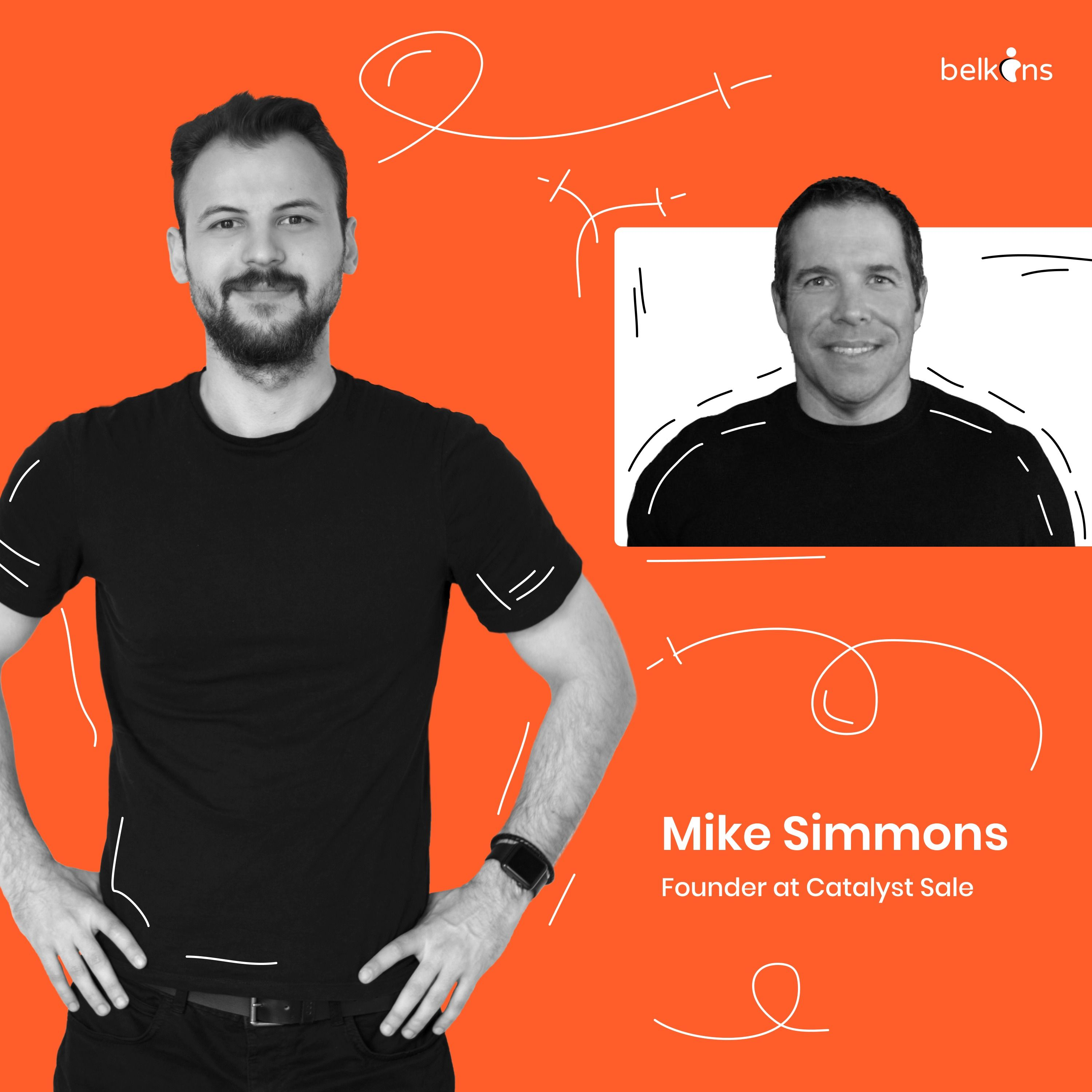 Interview with Mike Simmons, a founder of Catalyst Sale.