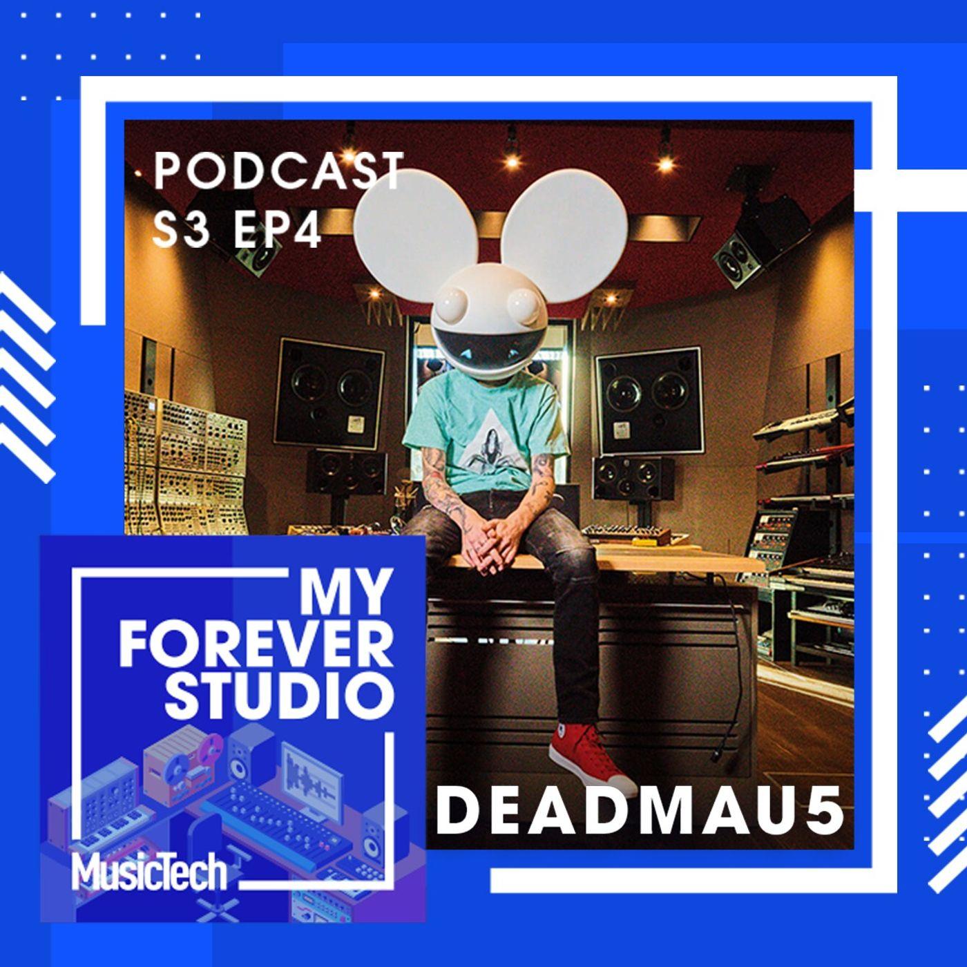 Ep 31: Deadmau5 steals Billy Corgan's dream synth
