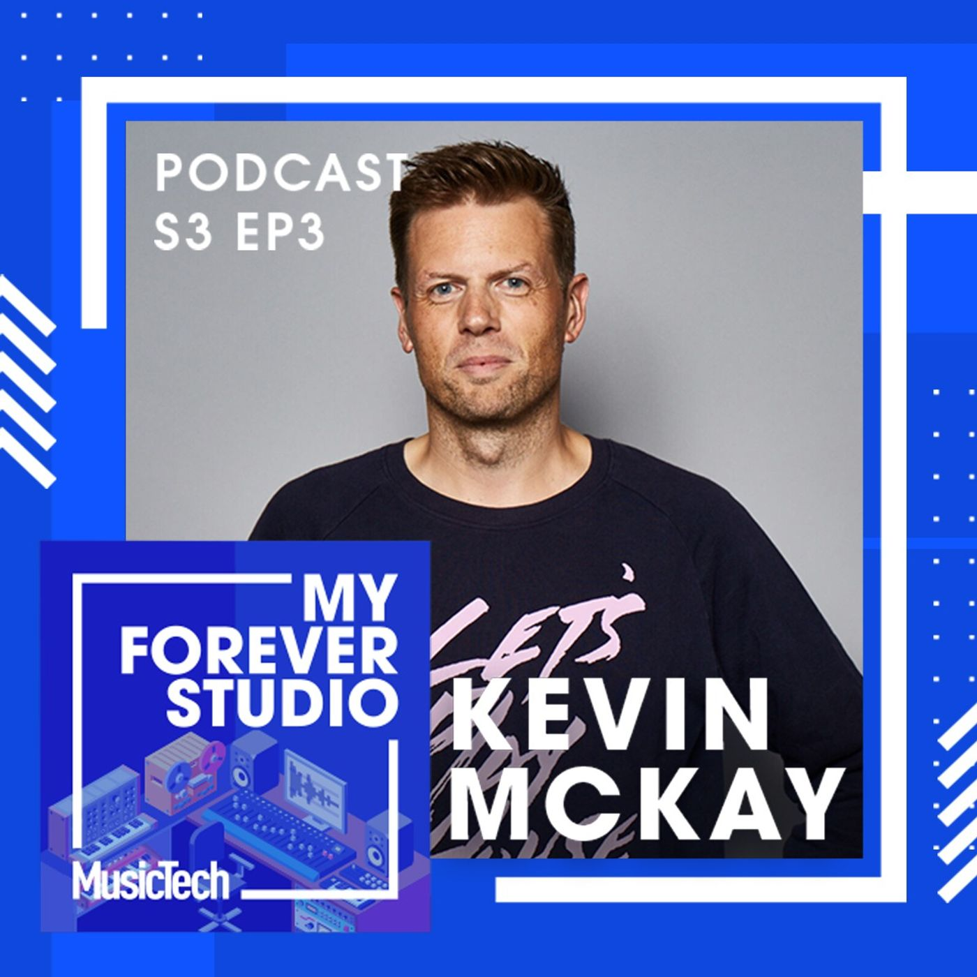 Ep 30: Kevin McKay takes two DAWs north of the wall