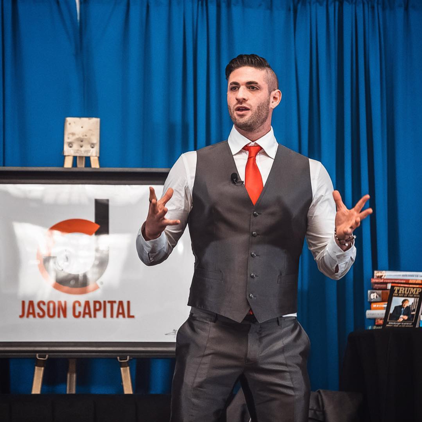 Jason Capital on How Coaches Can Attract More Clients Through 'High Status'