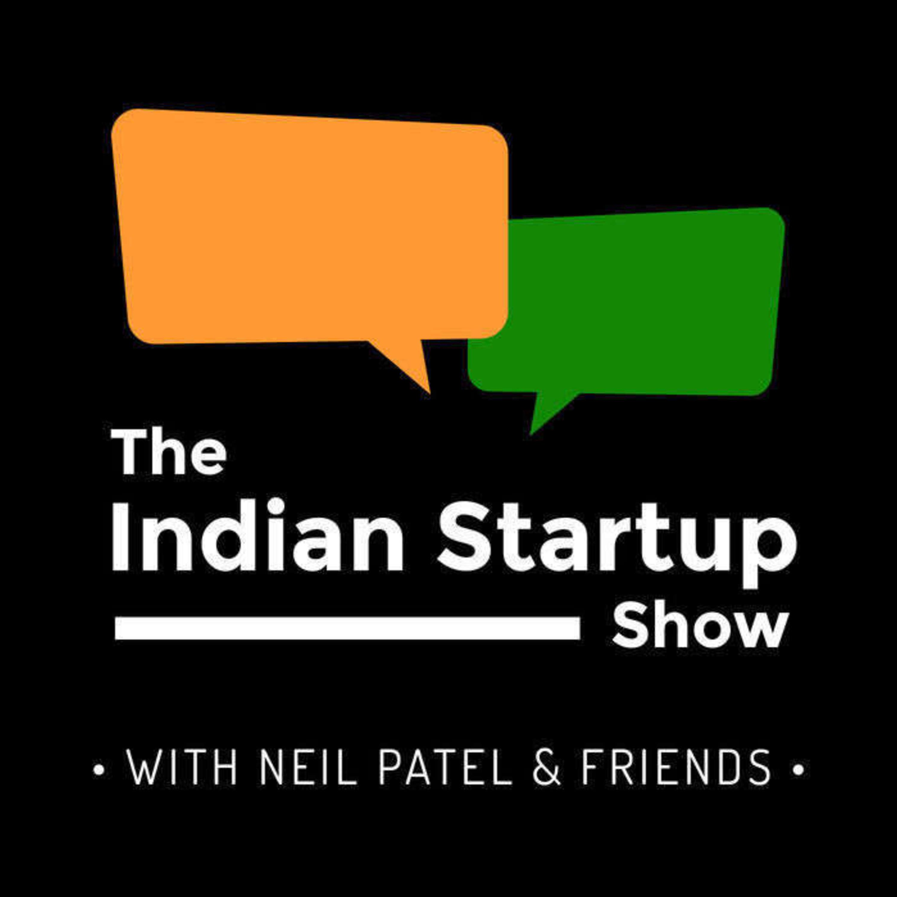 The Startup Guy aka Vijay Anand , Founder of the Startup Centre on the Indian Startup Ecosystem  - where to next?