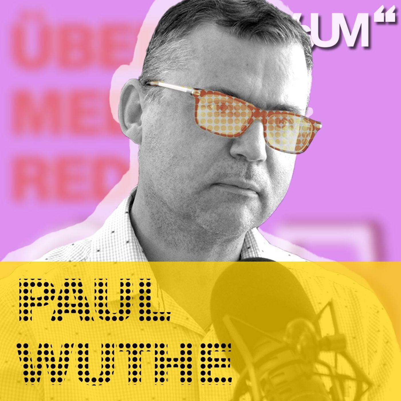 #46 Paul Wuthe: Die katholische Presseagentur   12.10.20