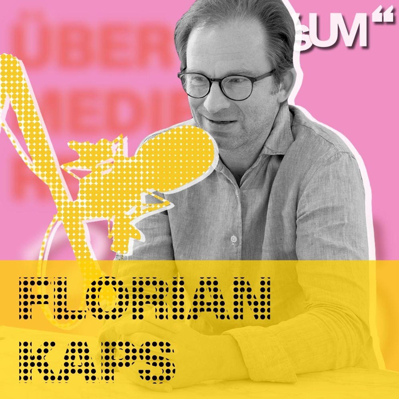 # 36 Florian Kaps: Der analoge Philosoph   02.10.20