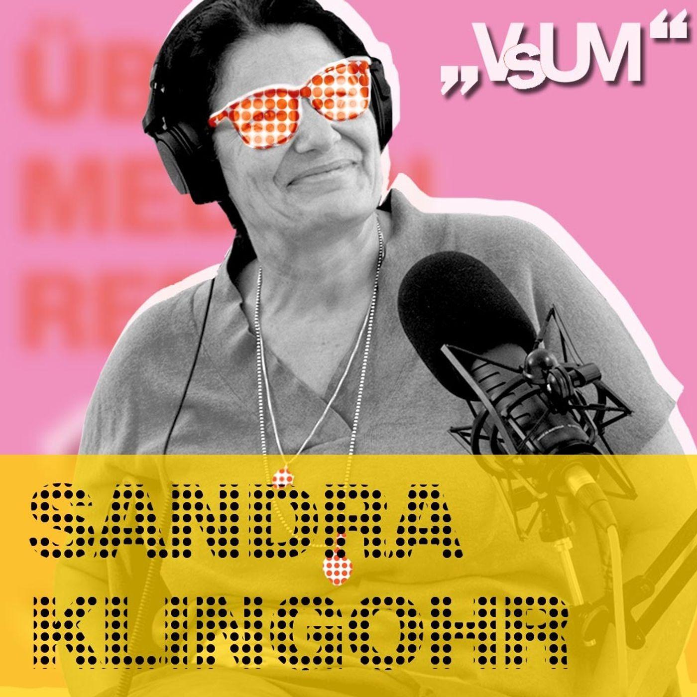 # 35 Sandra Klingohr: Unterhaltung ist nicht deppert!   01.10.20