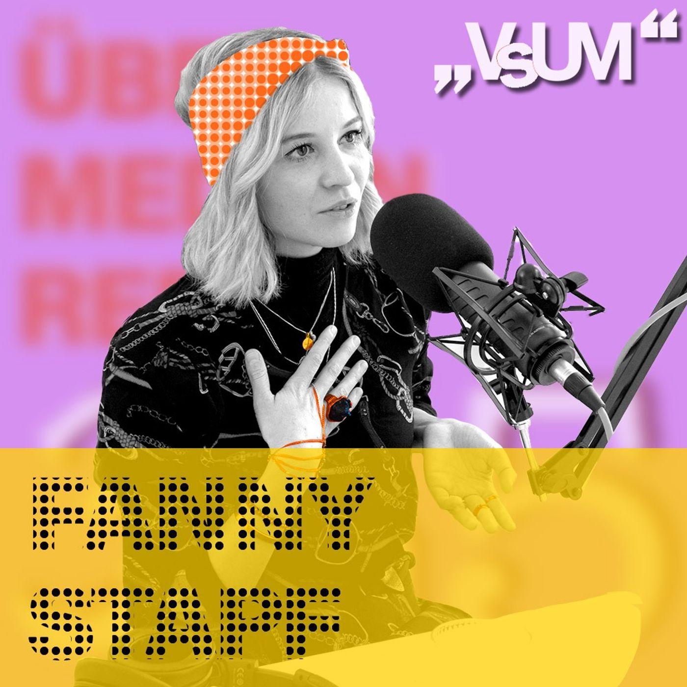 # 47 Fanny Stapf: Von Confetti TiVi zu Fannys Friday - die Kinderreporterin   13.10.20